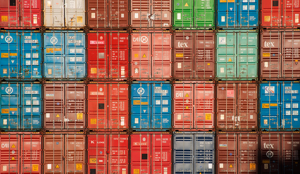containers stack