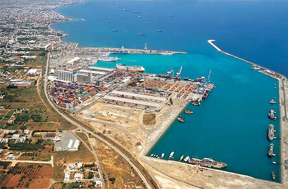 Limassol port 3