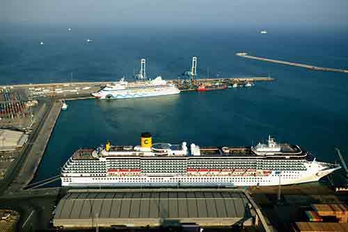 Limassol port cruise