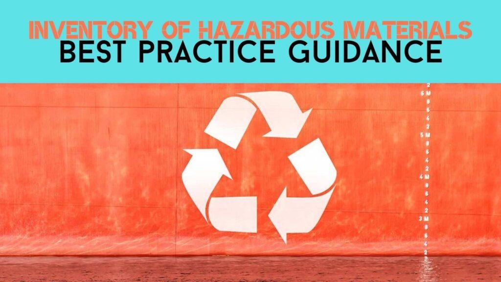 Inventory of Hazardous Materials