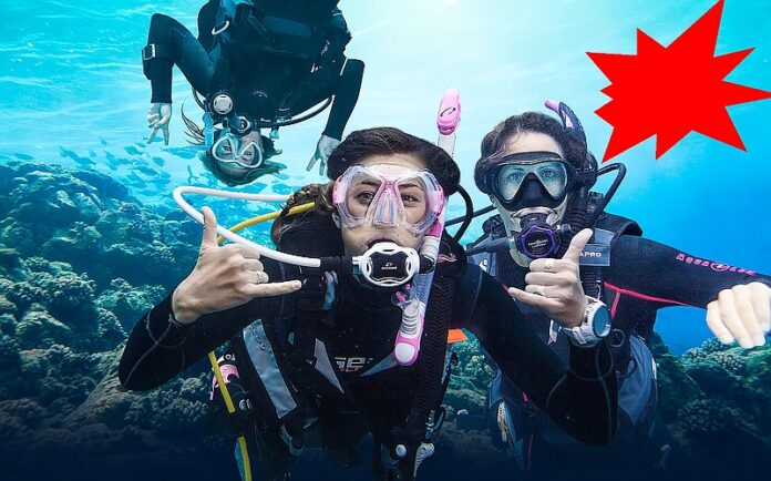 dive technology