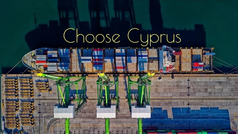 Cyprus shipping Hub