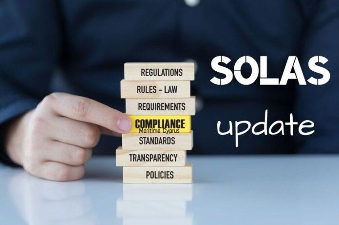 SOLAS regulations
