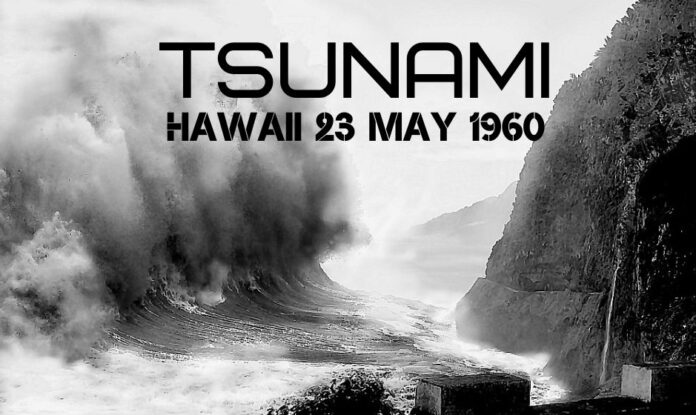 Deadly Tsunami hits Hawaii