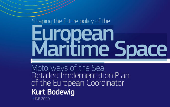 european maritime space report