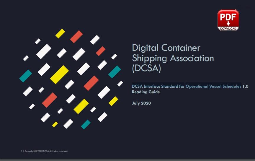 DCSA shipping guide