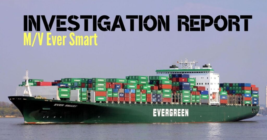 Ever Smart investigation report