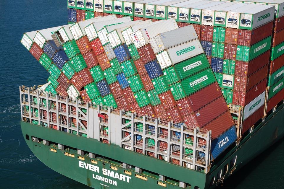 Ever Smart ship