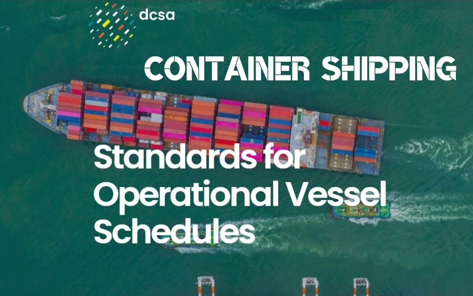 container shipping standards
