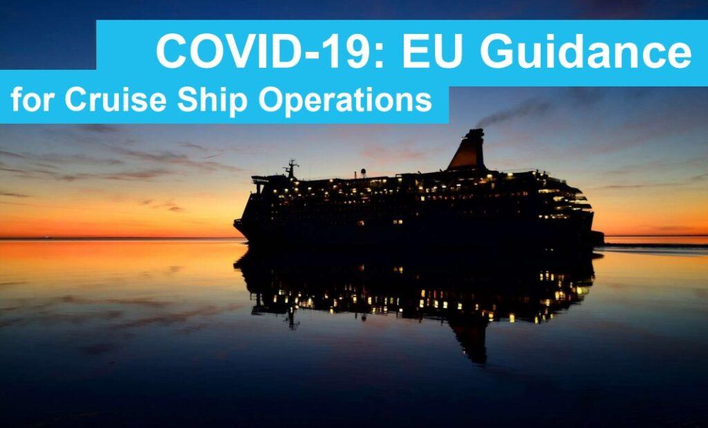 EMSA cruise guidance for covid-19