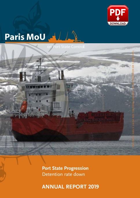 Paris MOU 2019 Annual Report