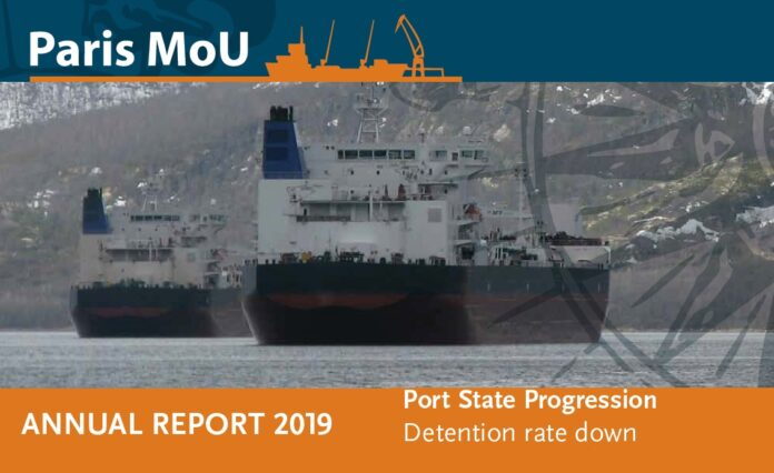 Paris MOU Annual report 2019