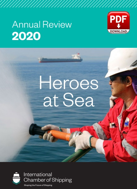 ICS annual report 2020