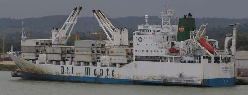 Del Monte ship