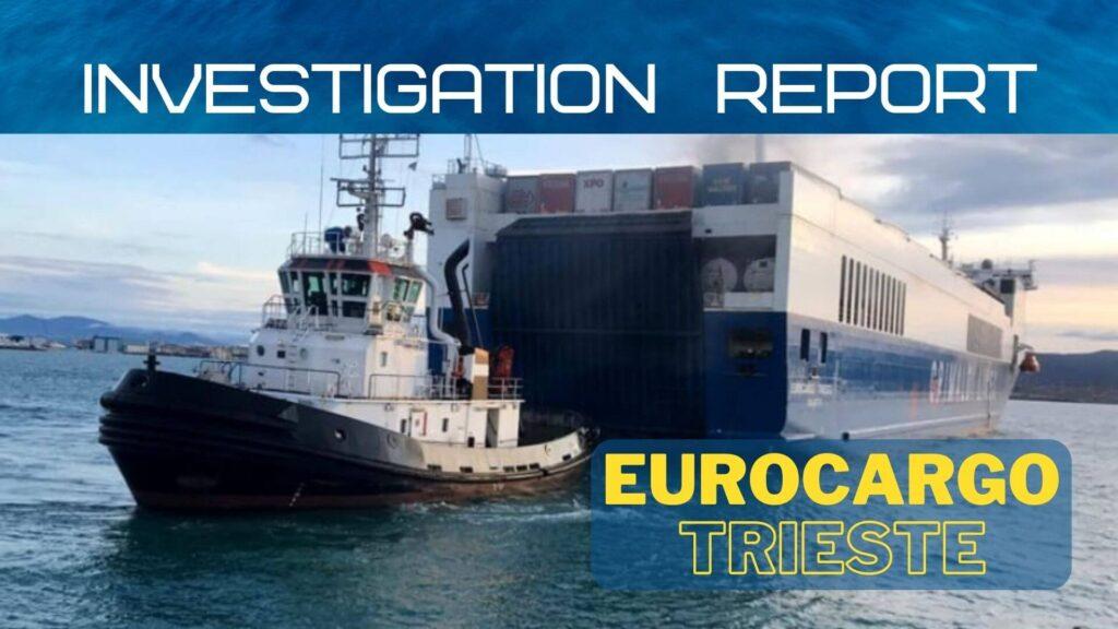 Eurocargo trieste Investigation