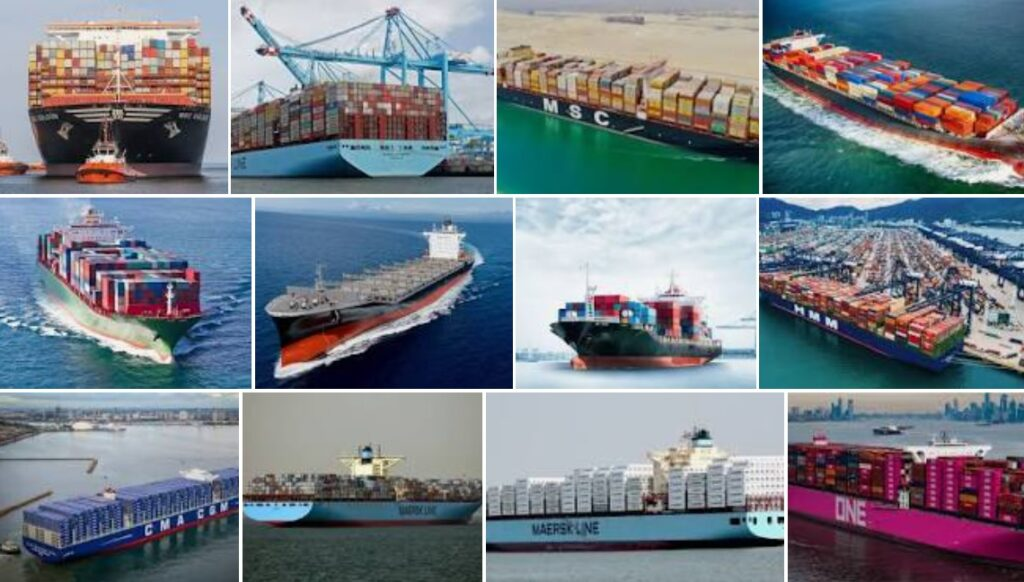 Container carriers
